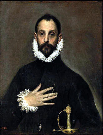 Prado museum_el-greco_the-nobleman-with-his-hand-on-his-chest