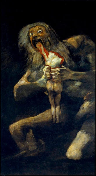 Prado museum_goya_saturn-devouring-one-of-his-sons